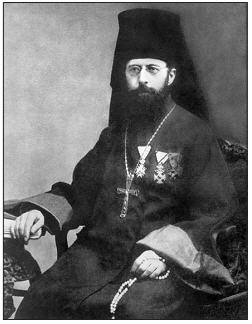 Fr. Sebastian Dabovich oversaw the foundation of the first Orthodox place of worship in Portland, Oregon.