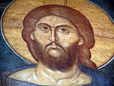 Icon of Christ Pantocrator (Ruler of All)