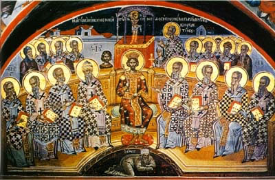 where did the first council of nicaea meet