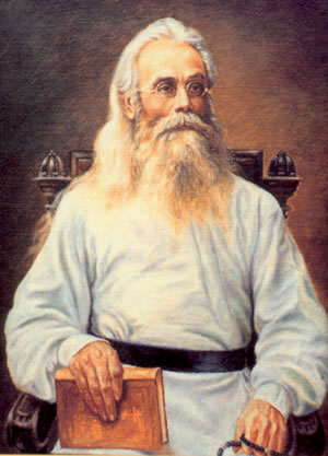 A picture of Elder Barsanuphius.
