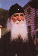 Photograph of St. Justin (Popovich)