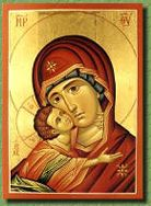 Icon of the Theotokos,