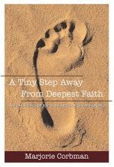 Book cover for A Tiny Step Away from Deepest Faith
